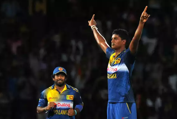 Two Sri Lankan players test positive for COVID-19