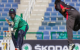 UAE-Ireland ODI series delayed due to the COVID-19 outbreak in the squad