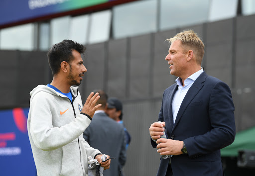 Yuzvendra Chahal credits Shane Warne for his success in acquiring leg-spin skill