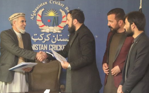 ACB signs a contract for construction of Najeeb Tarakai Stadium