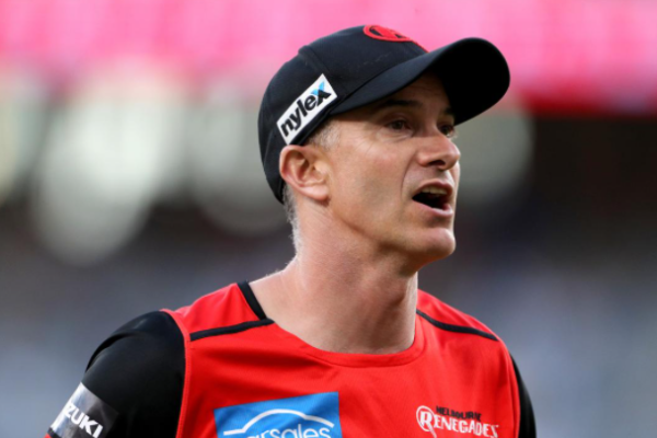 BBL 10: Michael Klinger to step down from his role as Renegades coach