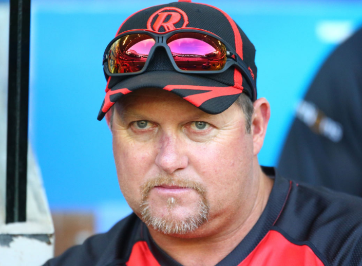 David Saker resigns from the post of SL team National Fast Bowling Coach
