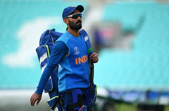 Dinesh Karthik comments why India hasn't won an ICC trophy in recent times