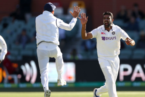 IND vs ENG: R Ashwin breaks a century-old with the first ball of the match