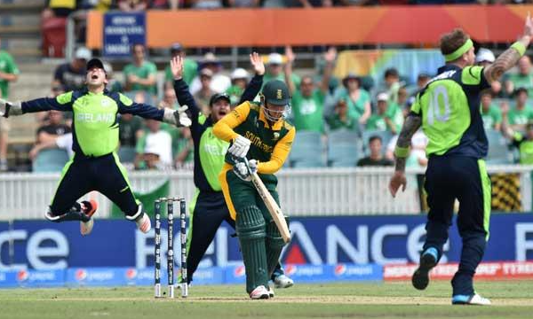 Ireland to host South Africa and Zimbabwe men's team for white-ball series
