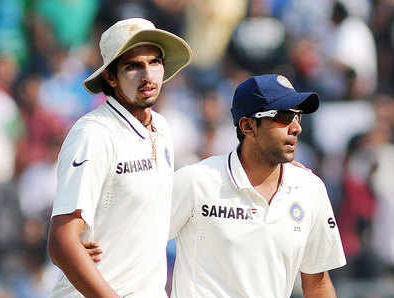 """Ishant has been one of the most hard-working cricketers""- R Ashwin"
