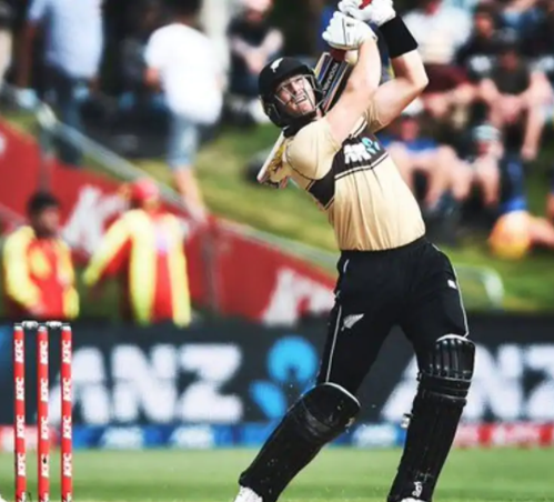 Martin Guptill surpasses Rohit Sharma to record most sixes in T20Is