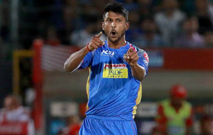 """""""My parents had tears, happy tears,"""" Krishnappa Gowtham after becoming the highest uncapped buy in IPL"""