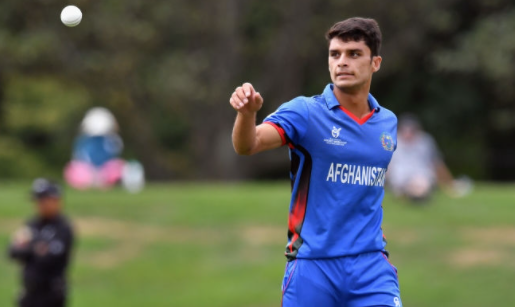 Naveen-ul-Haq joins Leicestershire County Cricket