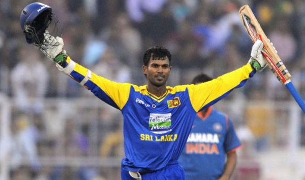 Upul Tharanga hangs his boots from international cricket