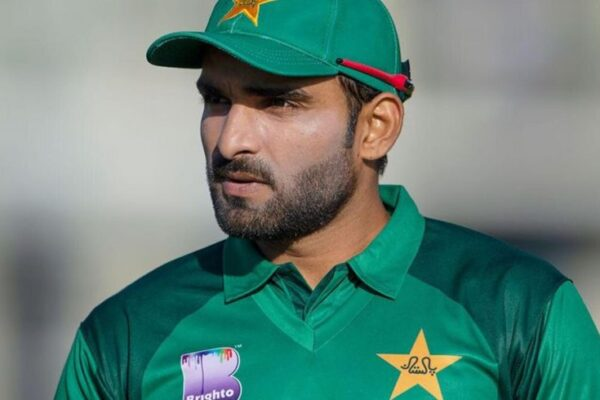 Asif Ali named replacement of Saud Shakeel in ODI team