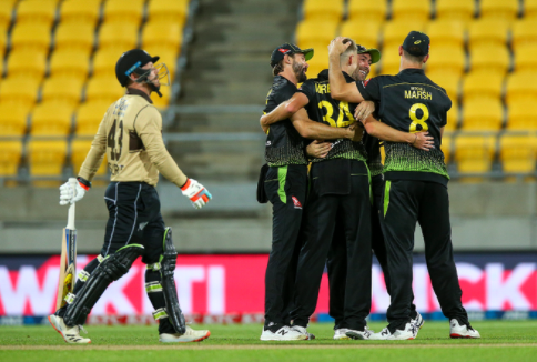 Aus vs NZ 3rd T20I: Australia bounce back strongly as they beat NZ by 64 runs