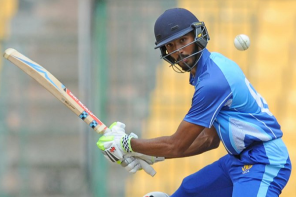 Devdutt Padikkal hits his fourth consecutive Vijay Hazare Trophy century