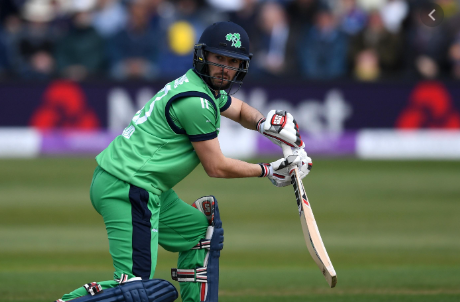 Glamorgan rope in Ireland skipper Andy Balbirnie