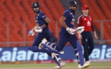 IND vs ENG, 2nd ODI: A strong middle-order carries India to a 336-run total in the first innings