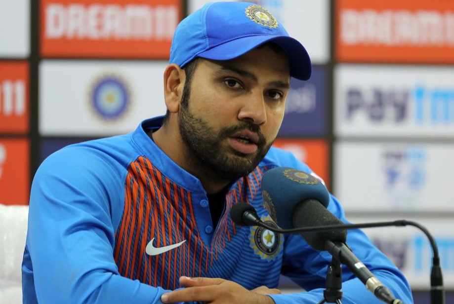 """If you focus on the present, the future will be bright""- Rohit Sharma on T20 series against England"