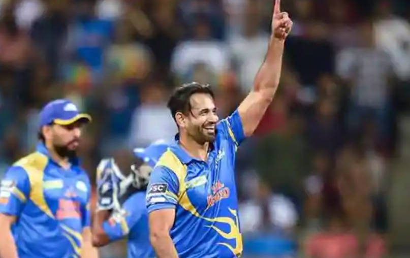 Irfan Pathan becomes fourth Indian player to test positive for coroavirus