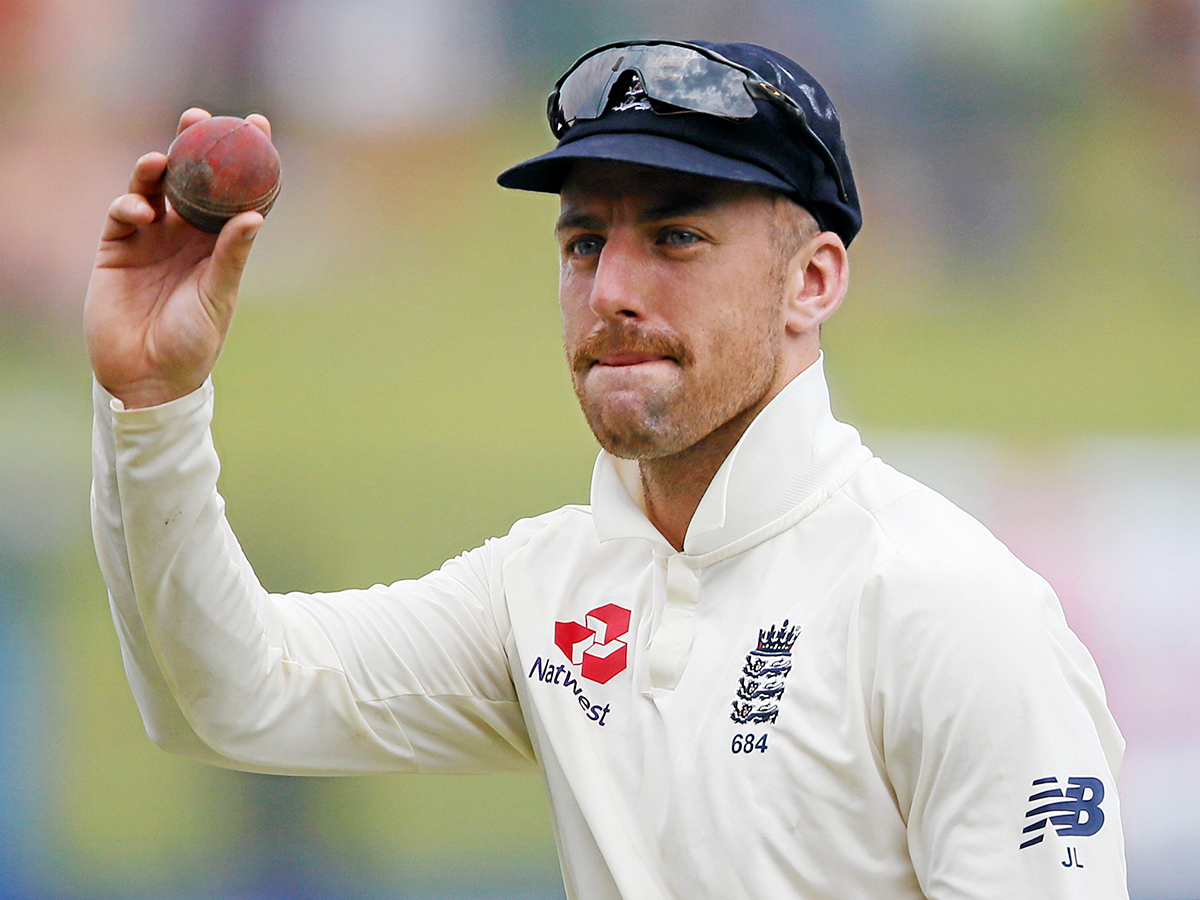 Jack Leach rubbishes pitch criticism talks in England's dressing room