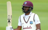 Kraigg Brathwaite succeeds Jason Holder as Test skipper of West Indies
