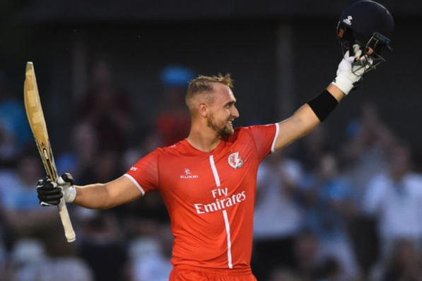 Liam Livingstone accredits franchise cricket for shaping him into a better player