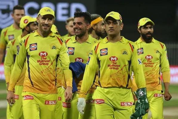 MS Dhoni arrives in Chennai; CSK to begin training from 8th March 2021