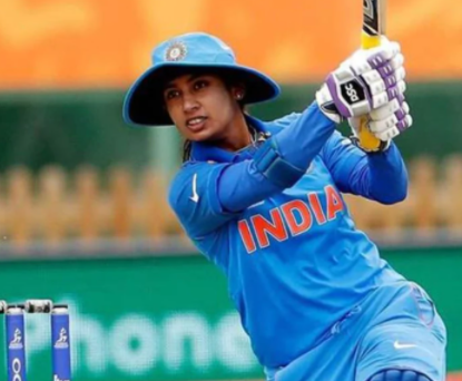 Sachin Tendulkar congratulates Mithali Raj on breaching the 10000-run mark