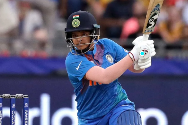 Shafali Verma says not getting selected in the ODI squad motivated her to work harder