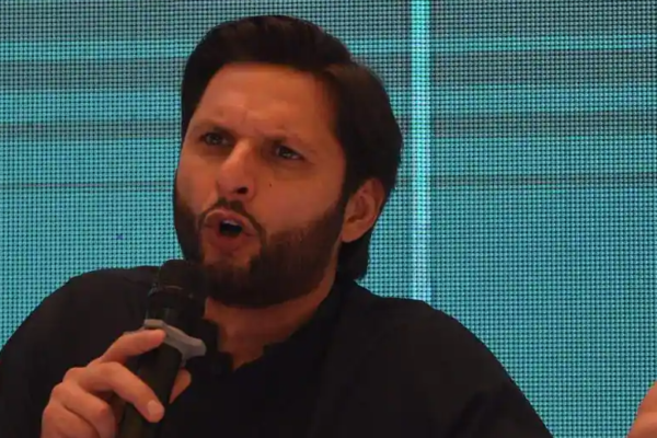 Shahid Afridi opines cricket is important to improve relations between India & Pakistan