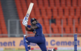 Suryakumar Yadav on hitting a six off his first delivery
