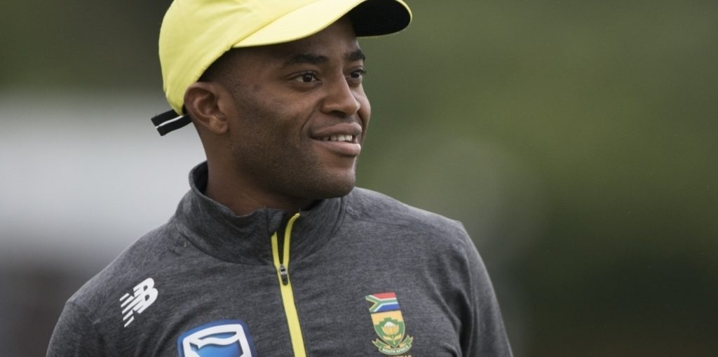 Temba Bavuma named limited-overs skipper of South Africa