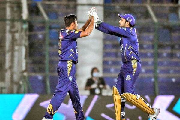 Usman Khan, Qais Ahmed help Quetta Gladiators beat Multan Sultans by 22 runs