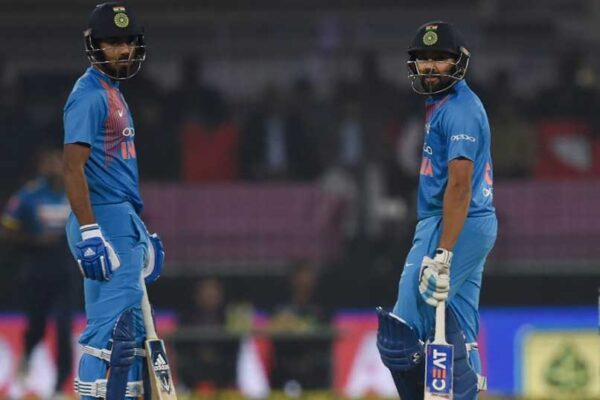 VVS Laxman picks Rohit Sharma and KL Rahul as opening pair for England T20s