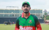 Bangladesh versus Sri Lanka: Saif Hasan confident of his form for the Test