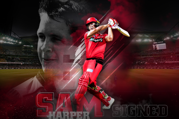 Big Bash League: Melbourne Renegades gives contract extension to Sam Harper