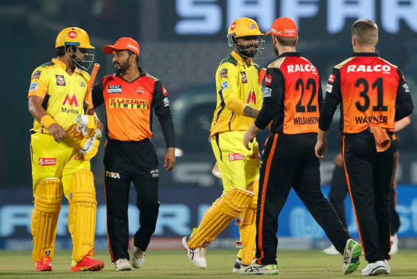 CSK vs SRH Indomitable CSK claim top-spot after beating SRH by (1)