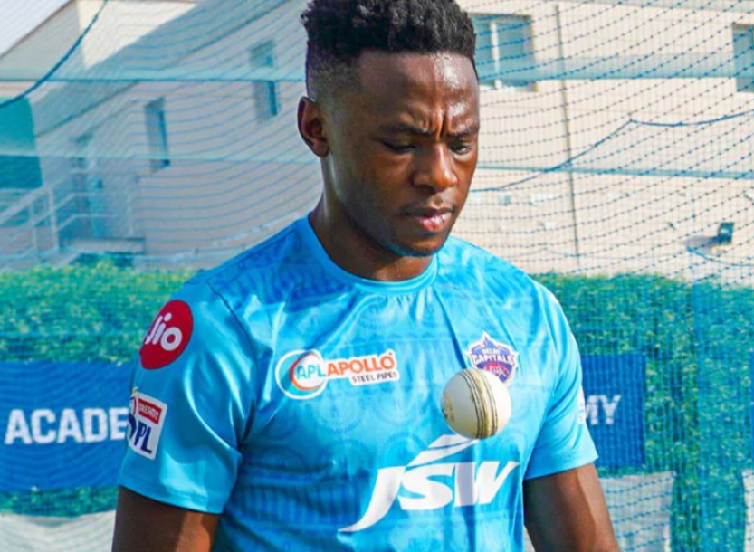 DC players share concerns over Rabada's presence in training sessions