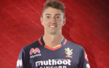 Daniel Sams joins the RCB squad after recovering from COVID-19