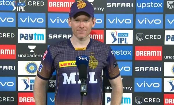 Eoin Morgan confirms his participation in the UAE leg of IPL 2021