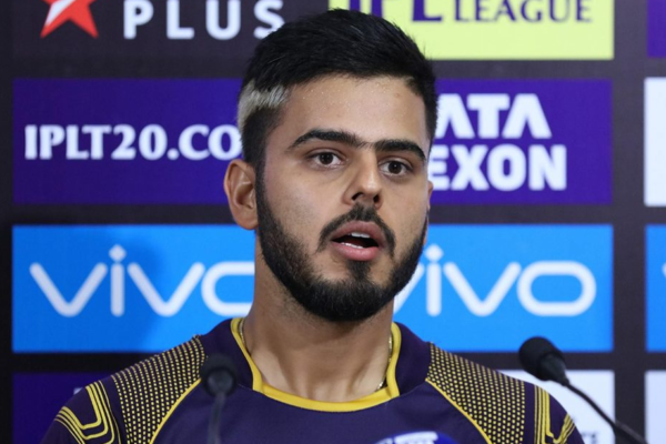 IPL 2021: Nitish Rana tests positive for Coronavirus