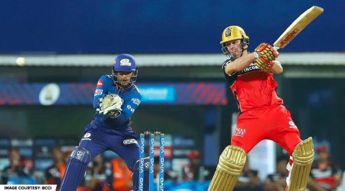 RCB registers first win of IPL 2021, beat Mumbai Indians by 2 wickets