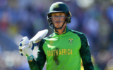 Rassie Van der Dussen ruled out of the third ODI against South Africa