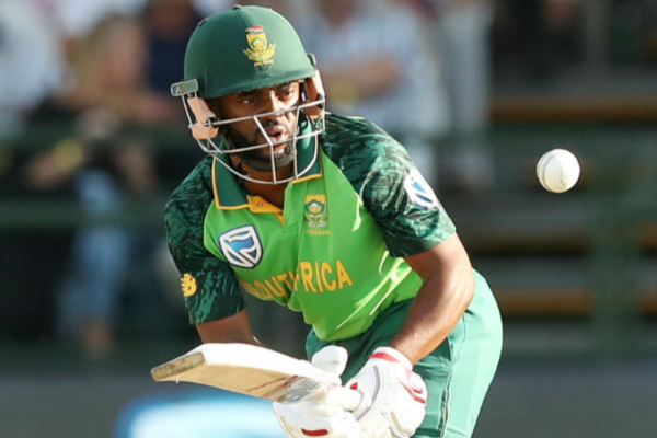 Temba Bavuma dropped out from the T20 series against Pakistan