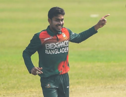 ICC Men's ODI Player Rankings: Mehidy Hasan climbs up to the 2nd spot