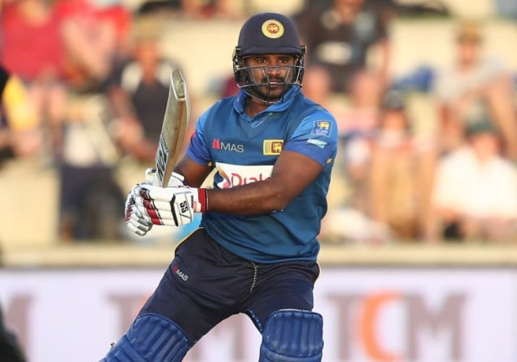 Kusal Perera likely to miss out on the limited-overs series against India