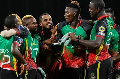 CPL 2021 St. Nevis & Patriots retain five players, Cottrell, Lewis stay