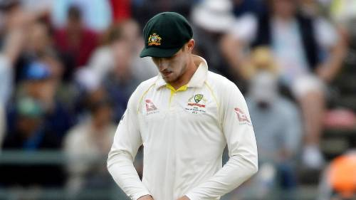 Cameron Bancroft opens up on infamous Sandpaper Gate incident