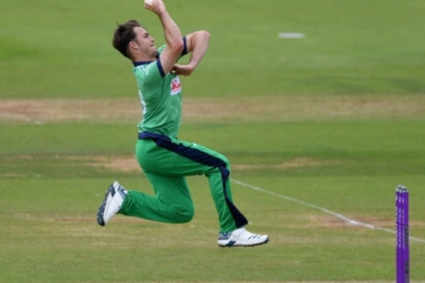 Ireland's Curtis Campher ruled out of World Cup Super League against Netherlands