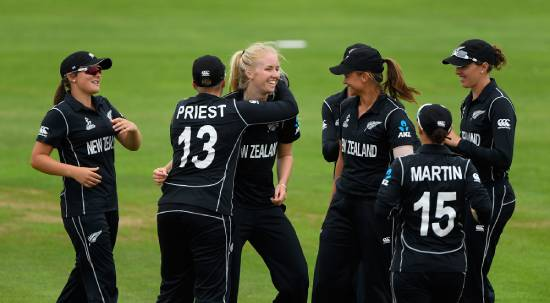 New Zealand cricket releases White Ferns annual contract list