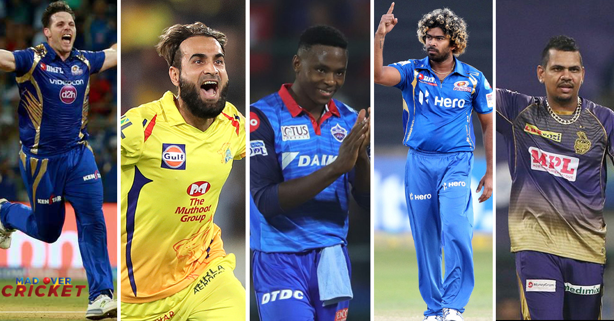 Fastest 50 wickets in IPL history| Top 5 fastest to 50 IPL wickets