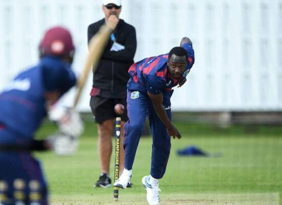 West Indies halts training after a player tests positive for COVID-19 (1)